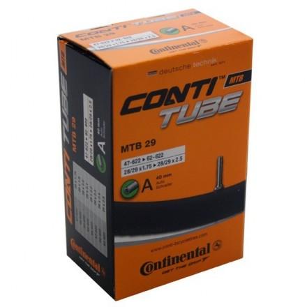 """Camara Continental 29x1.75-2.50 Schrader 40mm"""""""