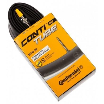 "Camara Continental 29x1.75-2.50 Presta 60mm"""