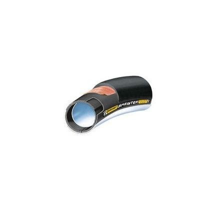 Neumático Tubular Continental Sprinter Negro