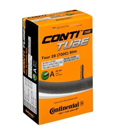 Camara Continental 700x28c / 700x37c Schrader