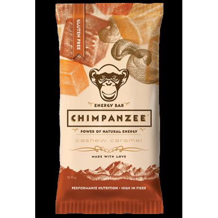 Barrita Chimpanzee Anacardo/Caramelo 55gr