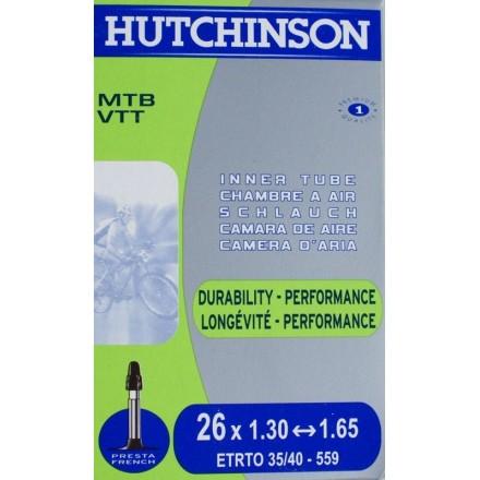 Cámara Hutchinson 26x1.30-1.65 PRESTA