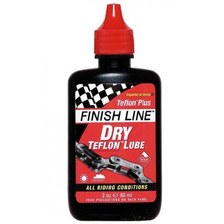 Lubricante Finish Line Teflon Seco 60ml