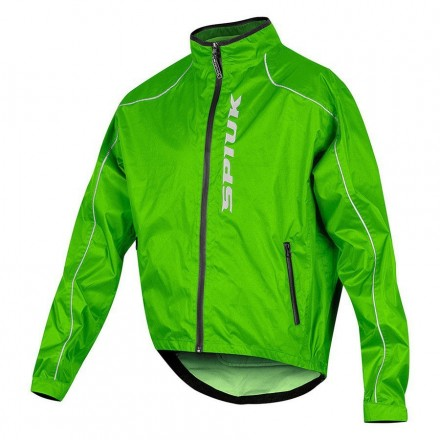 Impermeable Spiuk Top Ten Verde