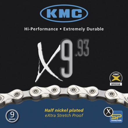 Cadena KMC X-9 93