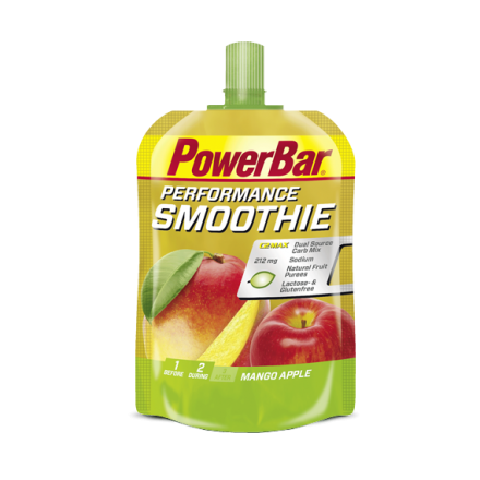 Powerbar Smoothie Mango Manzana