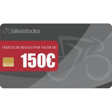 Tarjeta regalo Bikestocks 150€
