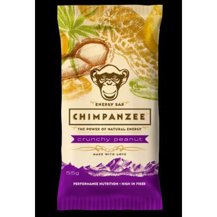 Barrita Chimpanzee Cacahuete crujiente 55gr