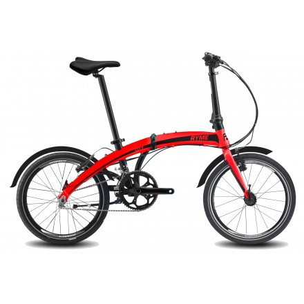 BICICLETA PLEGABLE RYME BIKES CITY