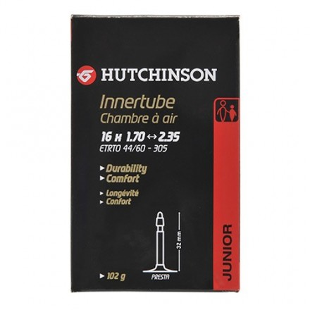 CAMARA HUTCHINSON 16 x 1.7-2.35 SCHRADER