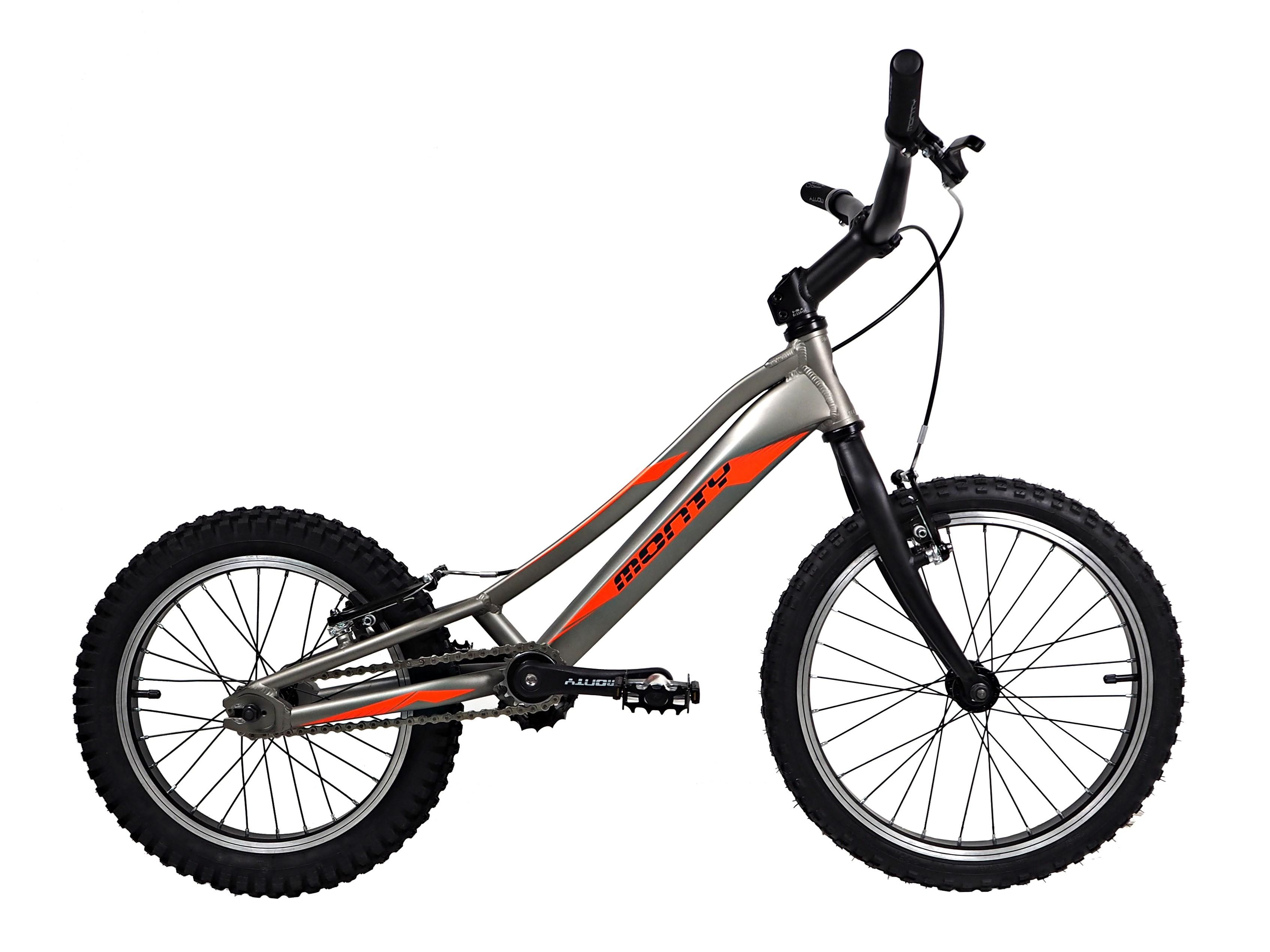 Bicicletas BMX, freeride y de trial, marcas Monty, Conor, GT y más ...