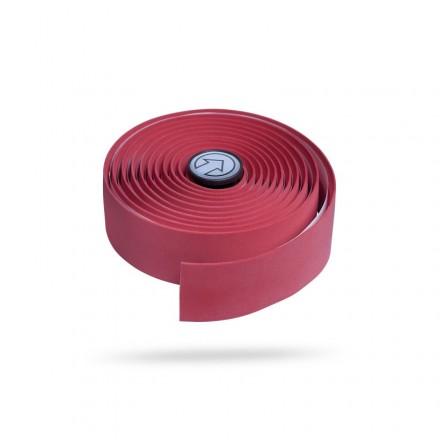 Cinta de manillar PRO silicona Smart roja