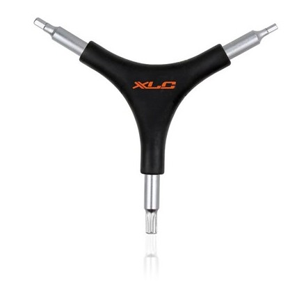 LLAVE ALLEN/TORX XLC TO-M15 4/5MM+T25