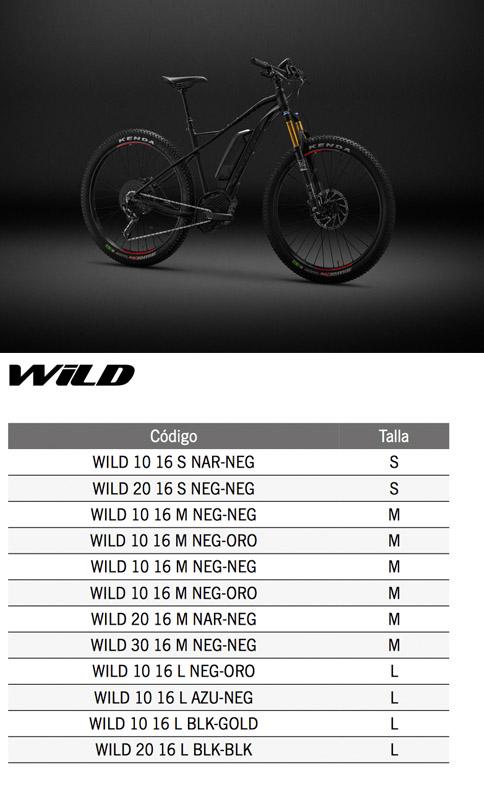 Test bicicleta eléctrica MTB Orbea Wild