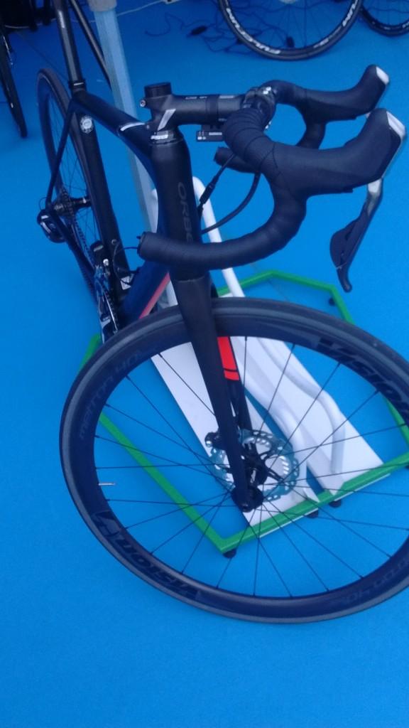 Frenos de disco bicicleta carretera