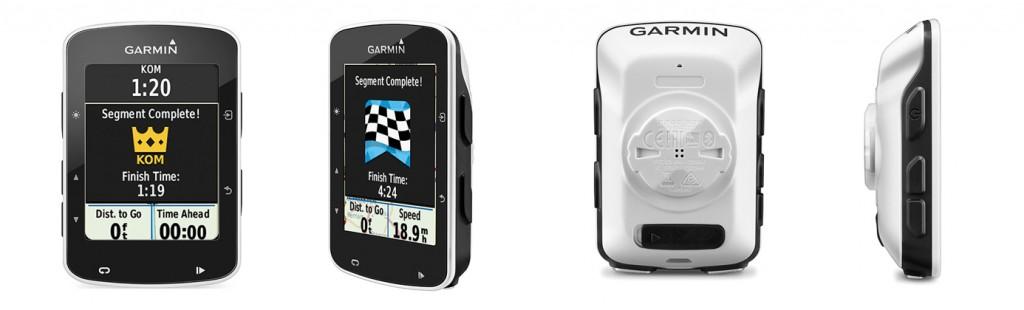 GPS Garmin Ciclismo Edge 520