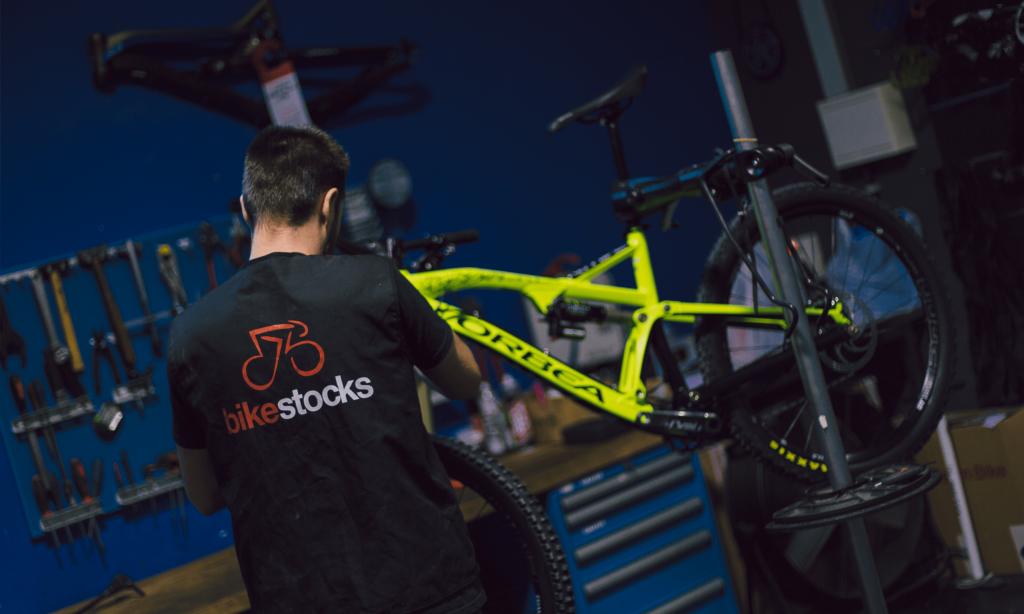 taller de bicicletas bikestocks