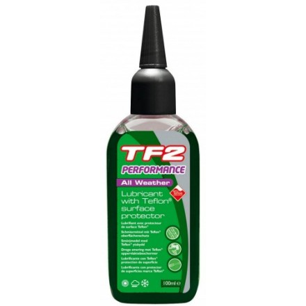Aceite lubricante Weldtite Teflon TF2 All Weather