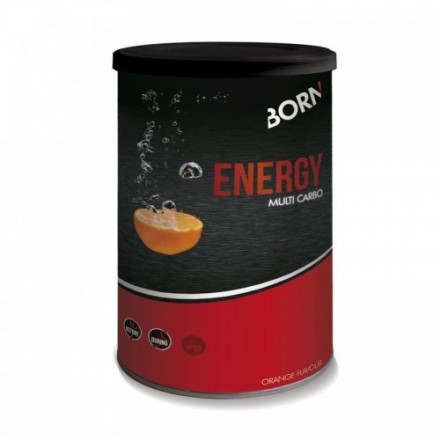 Bebida Energética Born Energy Multi Carbo