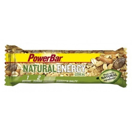 Powerbar Natural Energy Cereales