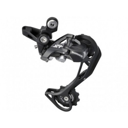 Cambio Shimano XT 10v Shadow SGS Direct negro