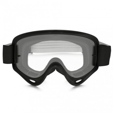 MASCARA OAKLEY O-FRAME (NEW BLACK/CLEAR)
