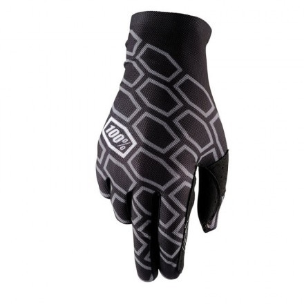 GUANTES 100% CELIUM (TIMING BLACK)