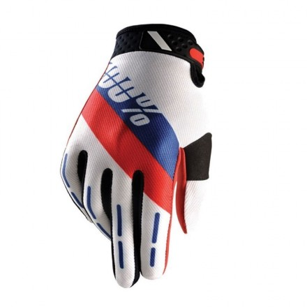 GUANTES 100% RIDEFIT (HONOR)