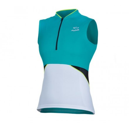 Maillot Corto Spiuk S/M Race Mujer