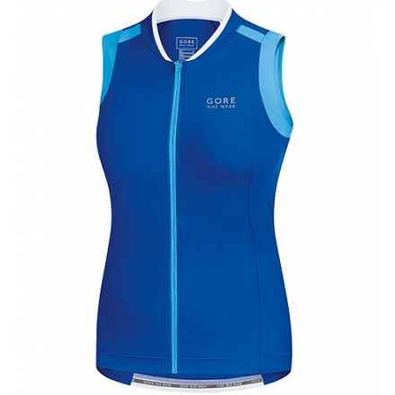 Maillot S/M Gore Power 3 Lady Azul