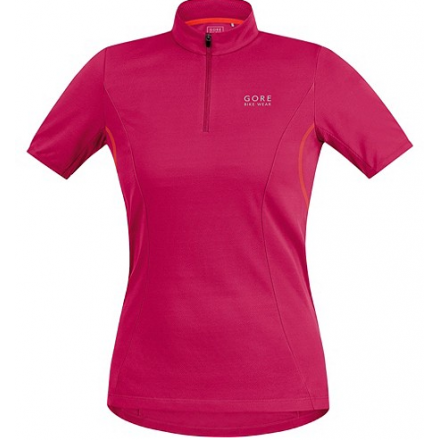 Maillot Corto Gore Element Women Fucsia