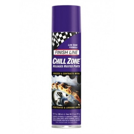 Limpiador Cadena Finish Line CHILL ZONE Quita Oxido