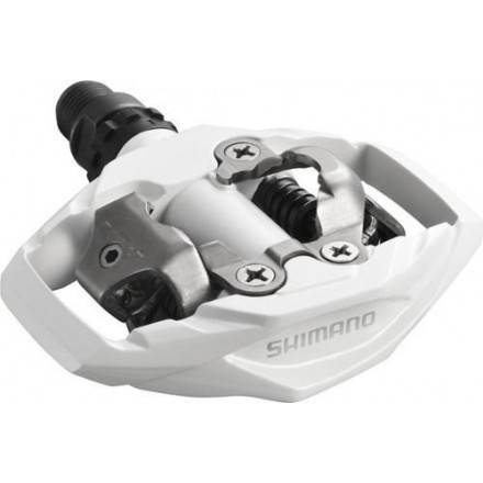 Pedales Shimano PD-M530 Blancos