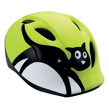 Casco Met Super Buddy Amarillo Gato 52/57