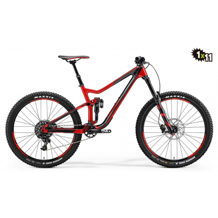 BICICLETA MERIDA ONE SIXTY 7 5000 2017