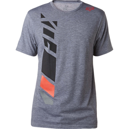 CAMISETA M/C FOX SIDE SECA TECH