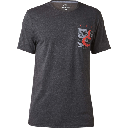 CAMISETA M/C FOX EYECON POCKET