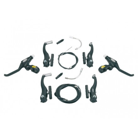 KIT DE FRENOS AURIGA V-BRAKE