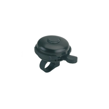 TIMBRE GES RING-RING 53mm ACERO NEGRO