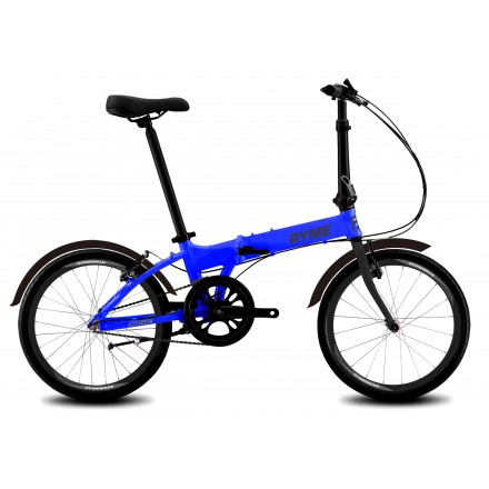 BICICLETA PLEGABLE RYME BIKES CITIZEN