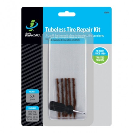 KIT DE REPARACION TUBELESS GENUINE INNOVATIONS