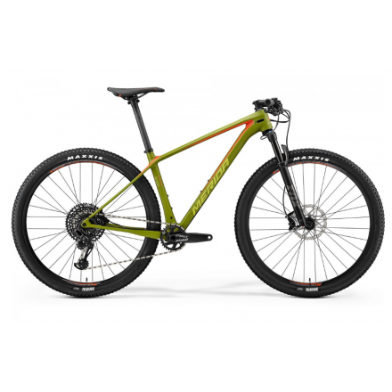 BICICLETA MERIDA BIG NINE 6000 2018