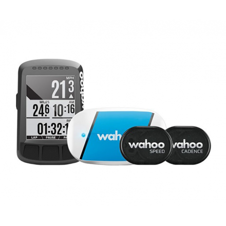 GPS WAHOO ELEMENT BOLT + PACK ACCESORIOS