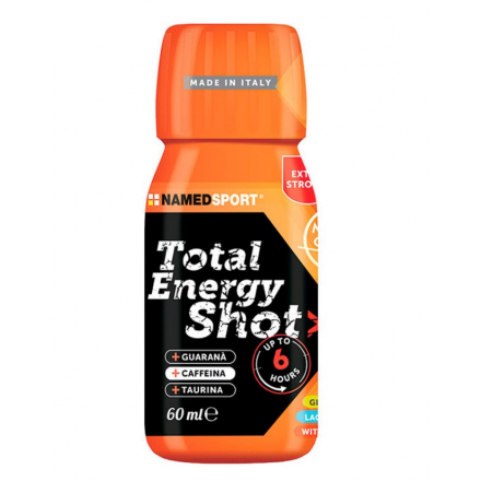 TOTAL ENERGY SHOT NAMEDSPORT 60ML