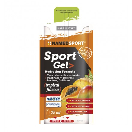 GEL NAMEDSPORT SPORT HIDRATION FORMULA 25ML