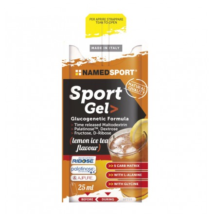 GEL NAMEDSPORT SPORT GLUCOGENIC FORMULA 25ML