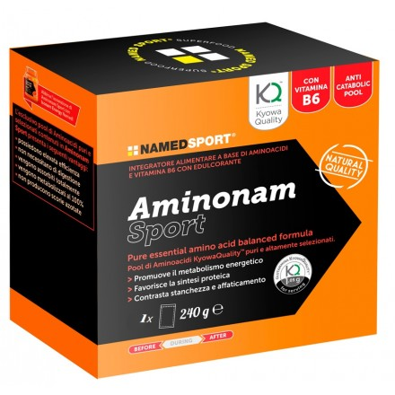 AMONOACIDOS NAMEDSPORT (SOBRE 240GR)