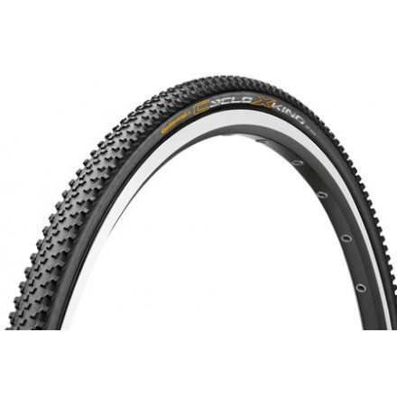 NEUMATICO CONTINENTAL CYCLO CROSS KING PLEGABLE 700X35C