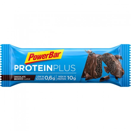 POWERBAR PROTEINPLUS LOWSUGAR CHOCOLATE BROWNIE 35GRS