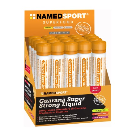 GUARANA NAMEDSPORT SUPER STRONG LIQUID 2000 MG